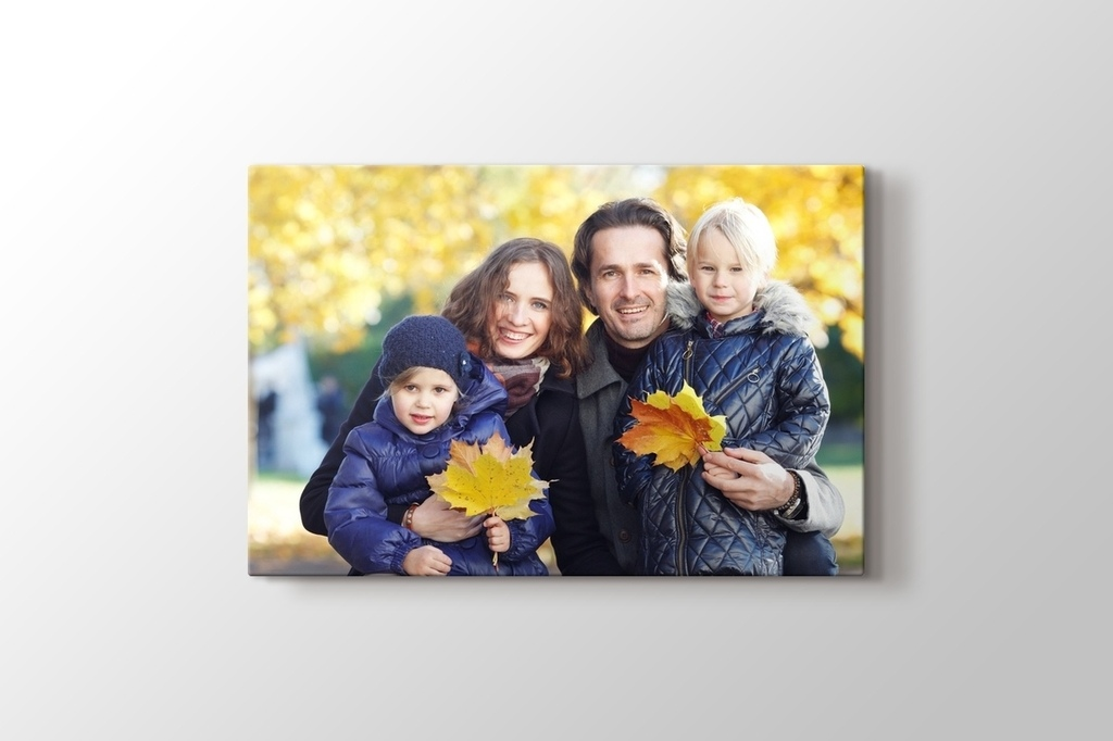 Picture of Horizontal Photo on Canvas