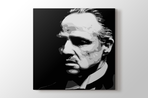 Picture of The Godfather - Don Corleone