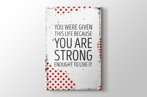 Picture of You Are Strong