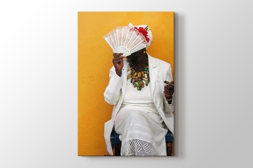 Picture of Cuban Lady