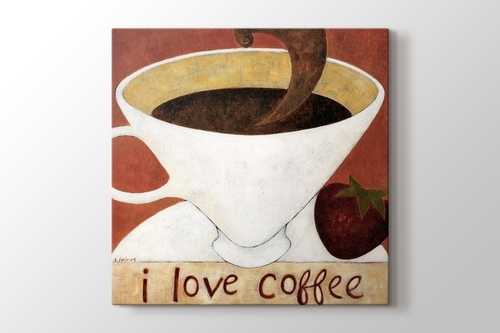 Picture of I Love Coffee