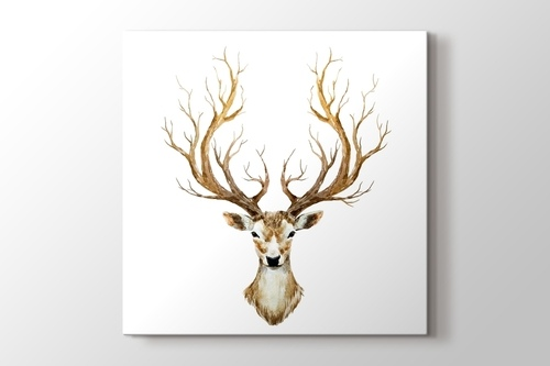 Picture of Hand Drawn Deer