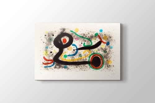 Picture of Joan Miro - Sous la Grele