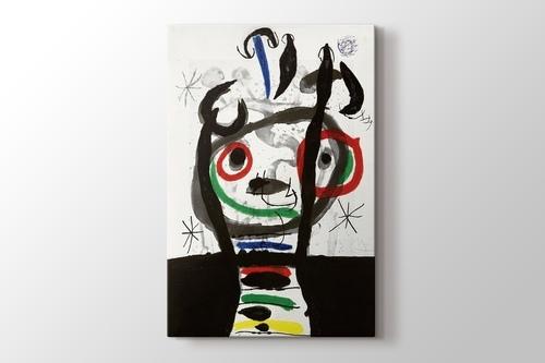 Picture of Joan Miro - Le Grand Sorcier