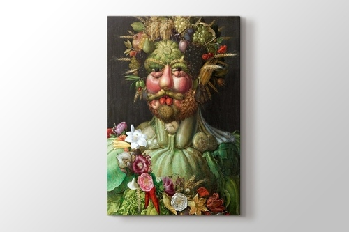 Picture of Rudolf II of Habsburg as Vertumnus