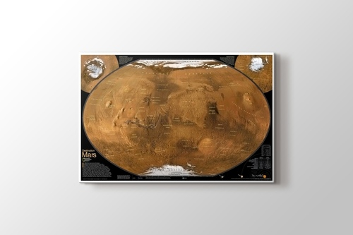 Picture of Mars Map