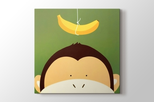 Picture of Monkey and the Banana