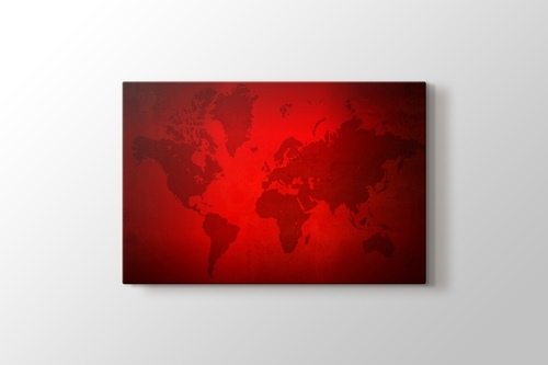 Picture of Red Map