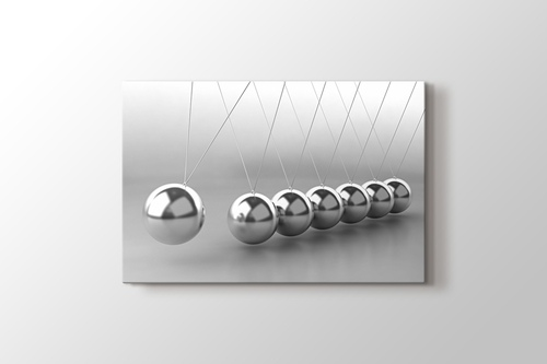 Picture of Newton's Cradle