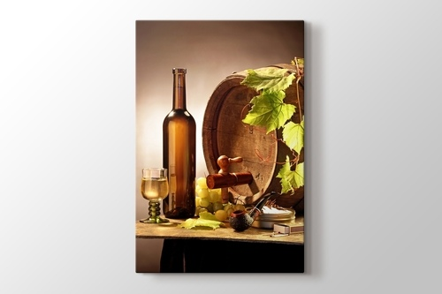 Picture of Wine and Pipe