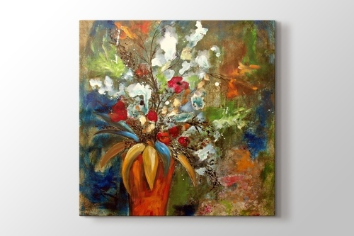 Picture of Flowers in the Vase