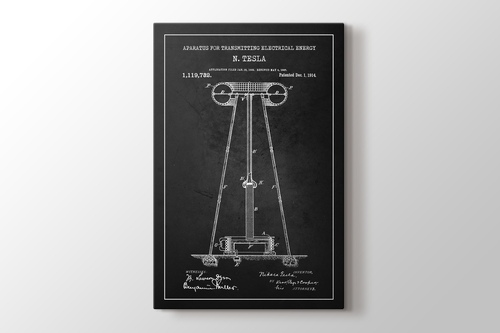 Picture of Aparatus for Transmitting Electrical Energy Patent
