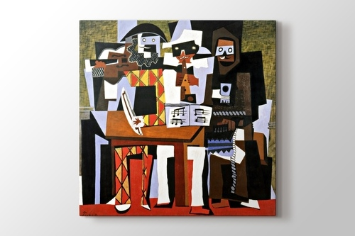 Picture of Three Musicians