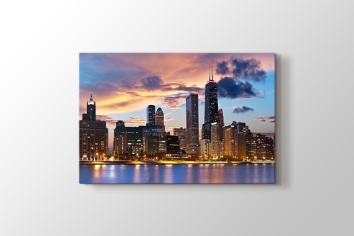 Picture of Chicago Skyline
