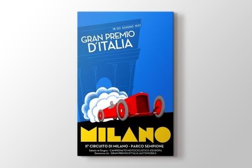 Picture of 1937 Milan Formula 1 Poster