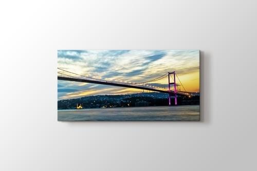 Picture of Bosphorus Bridge Sunset