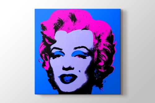 Picture of Marilyn in Blue