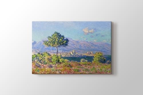 Picture of Antibes Vue du Plateau Notre Dame