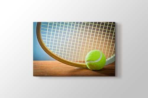 Picture of Tennis Racquet