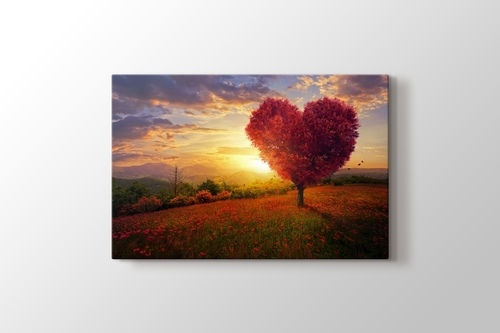 Picture of Heart Tree