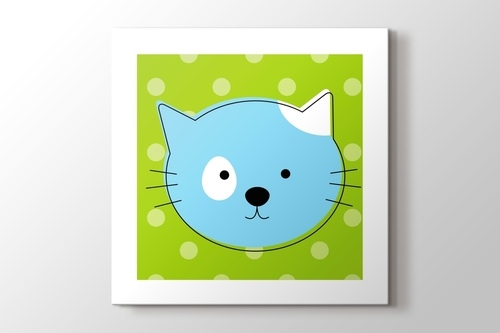 Picture of Blue Cat