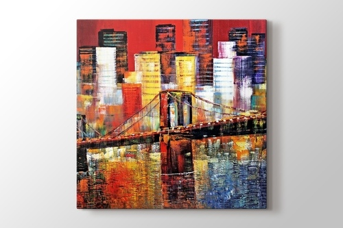 Picture of Brooklyn Bridge New York