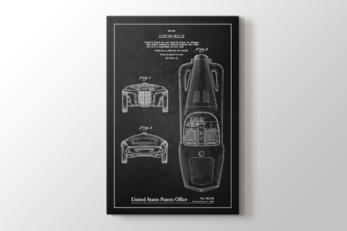 Picture of Automobile Patent