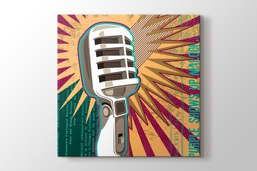 Picture of Microphone