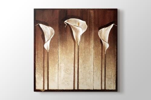 Picture of Three Cella Lillies