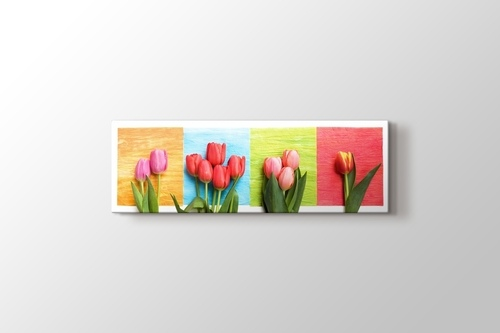 Picture of Four Tulips