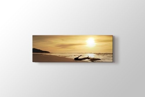 Picture of Beach at Sunset