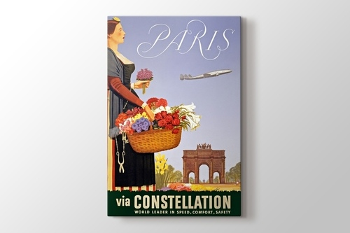 Picture of Vintage Airways Poster