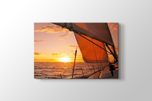 Picture of Sailing to Sunset