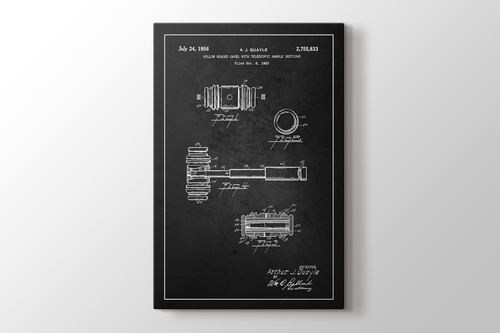Picture of Gavel Patent