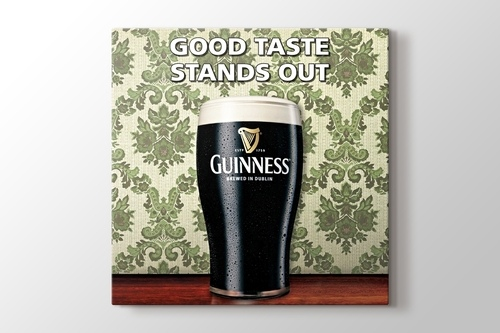Picture of Guinness - Good Taste Stands Out
