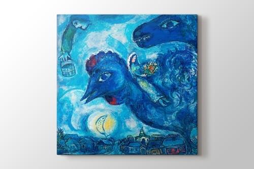 Picture of Le reve de Chagall sur Vitebsk