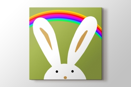 Picture of Bunny and the Rainbow