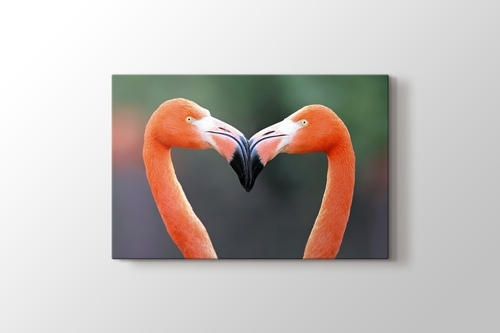 Picture of Flamingo Heart