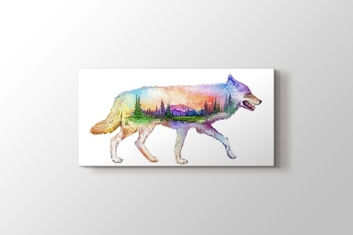 Picture of Wolf Nature