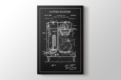 Picture of Coffee Machine Patent
