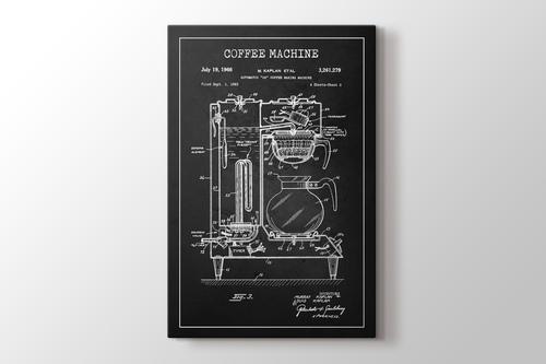 Picture of Coffee Machine Patent
