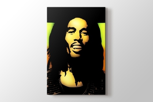Picture of Bob Marley PopArt
