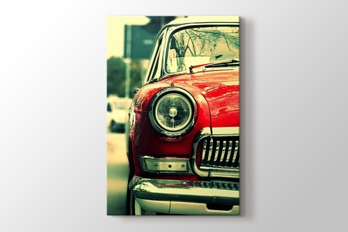 Picture of Retro Car