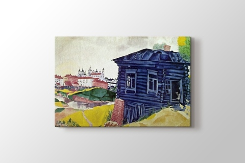 Picture of The Blue House