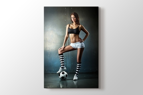 Picture of Sexy Soccer
