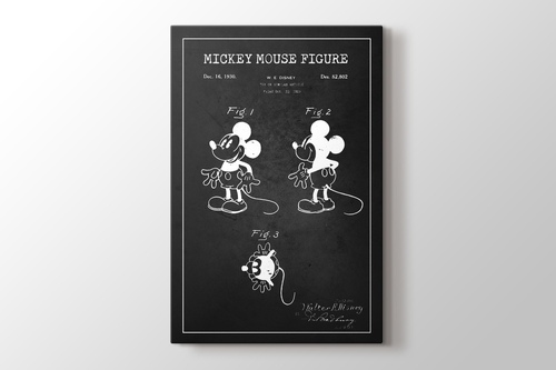 Picture of Mickey Mouse Patent