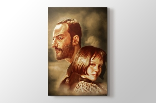 Picture of Leon Poster