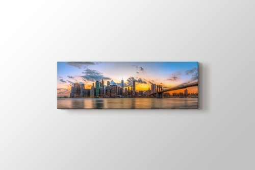 Picture of Manhattan Skyline