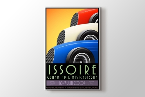 Picture of 1936 France Formula 1 Poster