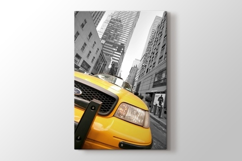 Picture of Yellow Cab